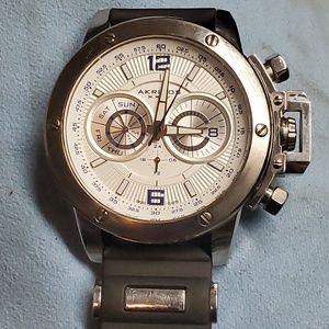 Akribos Conquerer AK469WT Timepiece